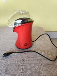 Panela de pressão elétrica e pipoqueira
