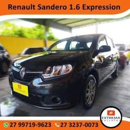 Renault Sandero 1.6 Expression Único Dono