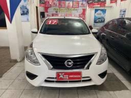 Nissan Versa 2017 !! KM 45 mil !!! 48x 599