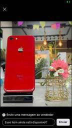 iPhone 8 64 GB Red Novo