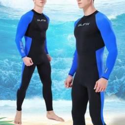 Roupa de Mergulho - Body Flexível