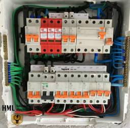Eletricista Predial/Comercial