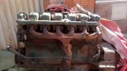 Vendo motor Mercedes om 355/6 cilindros