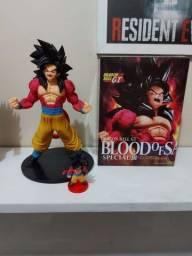 Action figure Goku SSJ4 do anime dragonboll z GT