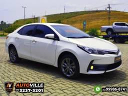 Único Dono*17Mil Km Rodados*Impecável*Toyota Corolla XEI 2.0 Aut.- 2019