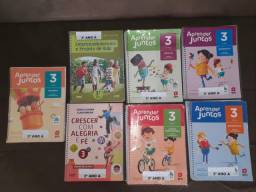 Livros Sagrada Família 3 Ano