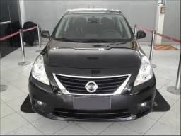 Título do anúncio: Nissan Versa Sv 1.6 2014
