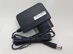 Fonte 12 volts 1a de excelente qualidade plug P4 6 reais para compras acima de 10 unidades