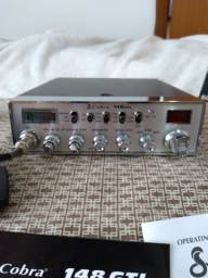 Vendo Rádio Transmissor Px Cobra