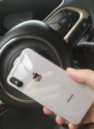 iPhone X prata ******* MARAVILHOSO