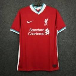 Camisa Liverpool 2020