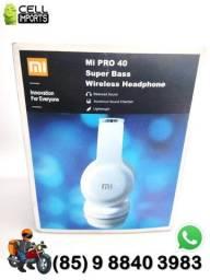 Fone Bluetooth Headphone Xiaomi Mi Pro 40 Entrega Grátis