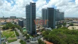 Título do anúncio: Apartamento com 3 dormitórios à venda, 91 m² por R$ 699.000,00 - Guararapes - Fortaleza/CE