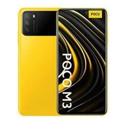 Xiaomi Poco M3 Dual Sim 64 Gb Poco Yellow 4 Gb Ram novos zerados e lacrados de fábrica