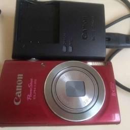 Câmera Canon Powershot 135 Vermelha