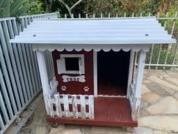 Casinha para cachorros médio e grande porte