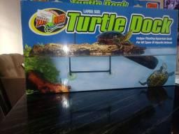 Plataforma para aquário