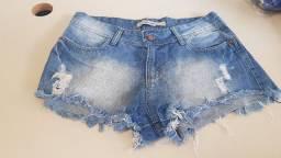 Imperdível - Shorts Jeans