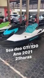 Jet ski sea doo GTI 130