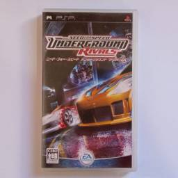 Need for Speed: Underground Rivals - PSP
