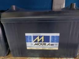 Título do anúncio: Bateria Moura 100 amperes