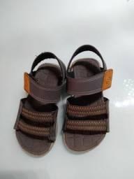 Sandália infantil menino molequinha