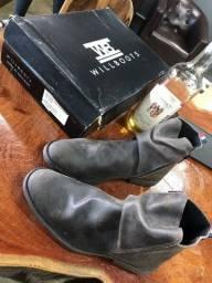 Vendo bota europa  will boots original