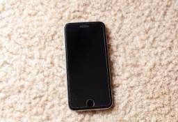 IPhone 6, com 128 GB de capacidade de armazenamento