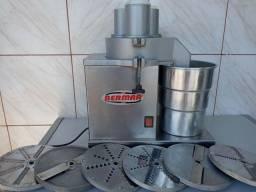 Processador de alimentos industrial