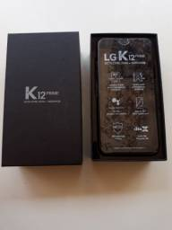 LG K12 Prime na Caixa! Aceito trocas.