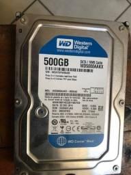 Memória 16GB 2GB HD500