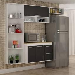 Cozinha Compacta Esmeralda (Com Balca?o)