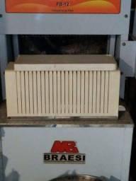 fatiadora de pães industrial Braesi
