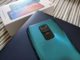 Xiaomi Note 9 / 64GB / NFC / Câmera 48 MegaPixels / Caixa / Anápolis