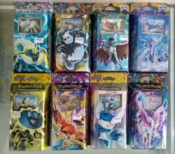 Decks Pokémon TCG - Sun & Moon - XY