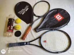 Raquetes de Tênis Wilson USADAS