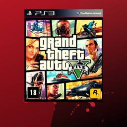 Gta V ps3- Mídia digital- via psn por wpp ou e-mail