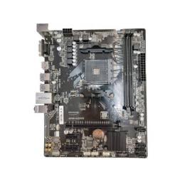 Placa Mãe Pcware APM-A320G - AM4 - Loja Fgtec Informática