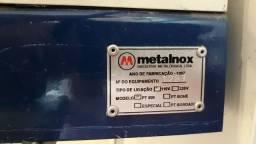 Prensa para sublimação Metalnox