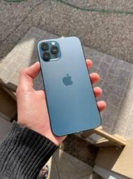 iPhone 12 Pro Max 128gb (Azul) - Garantia