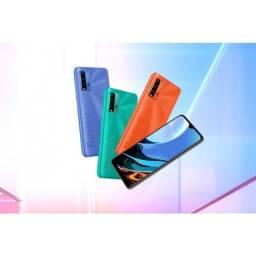 (M-TECH) Xiaomi Redmi 9T 128gb / 6gb de RAM Novos Lacrados / Parcelamos / Entregamos