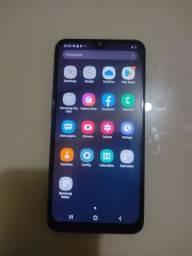 Samsung Galaxy A10S novinho zerado aceito cartão Pix e transferência valor 550