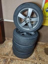Roda 16 Honda Civic