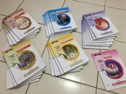 Coleção Livros Colegio Objetivo( Intocaveis)