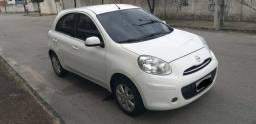 Nissan March SV - 1.6 2013/2014 (33.904 KM)
