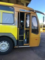 Ônibus Agrale/masca Granmidi 0 27L 2008/2008/ Placa ARH-5274