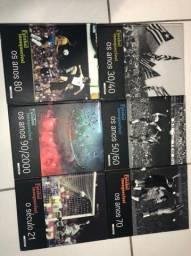 Coleção Futebol Inesquecivel - O Globo