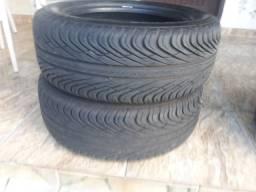 Dois pares de pneus aro 16