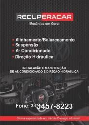 Auxiliar de mecânico de veículos leve.