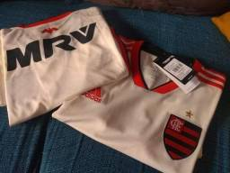 Camisa do Flamengo 2018 branca